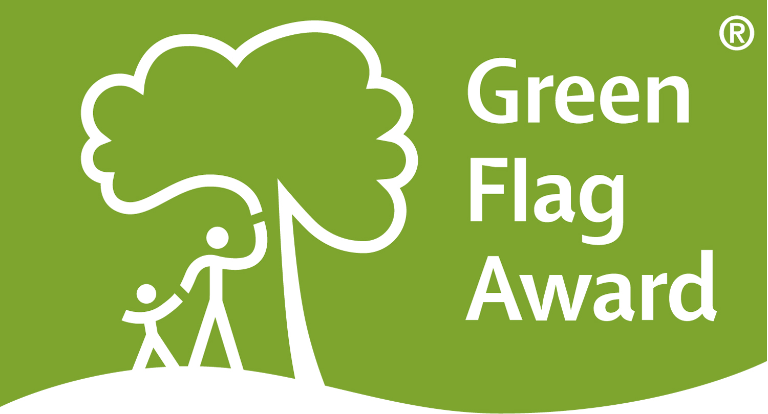Agreen flag award logo