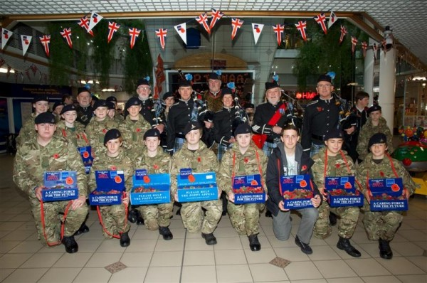 Poppy Appeal Launch Saturday October 25th