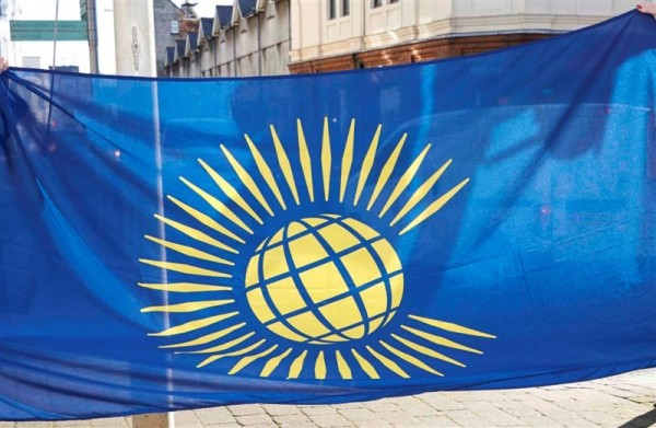 Douglas to support 'Fly a Flag for the Commonwealth 2015'