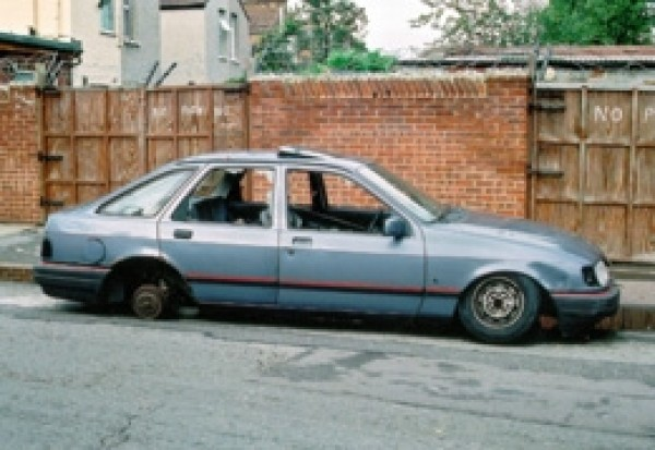 Council crackdown on abandoned vehicles