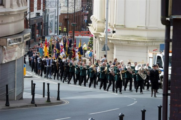 Douglas Civic Sunday service and parade to be held June 11