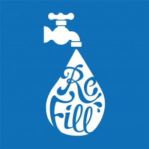 Douglas goes with the flow and joins refill revolution