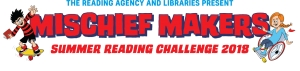 Children invited to join Mischief Makers at Henry Bloom Noble Library
