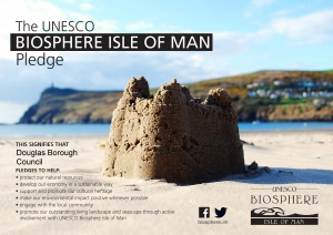 Council awarded UNESCO Biosphere Isle of Man partner status