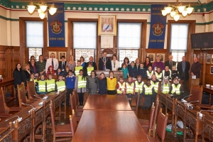 Mayor thanks Big Tidy Up volunteers