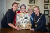 Manx Crafters Gifts donate hamper