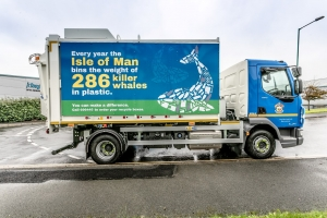 New vehicle added to Council's kerbside collection service fleet