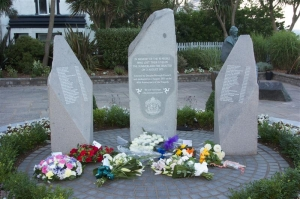 Summerland disaster Act of Remembrance
