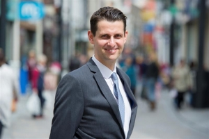 Douglas appoints new Town Centre Manager
