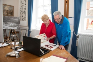 Vintage photo focus fuels attendance at Douglas Town hall heritage open days
