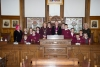 Town hall hosts Kewaigue Primary School student council meeting