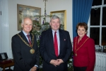 Civic welcome for Naval Regional Commander