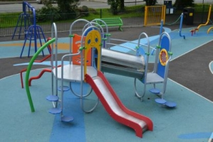 Tot Lot Play Area