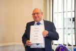 Council's Finance Director retires after 43 years in local government