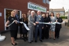 A dose of civic ceremony for opening of new-look pharmacy