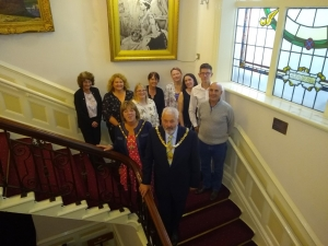 Mayor recognises Relay For Life Isle of Man committee's fundraising efforts