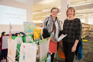 Library celebrates World Poetry Day