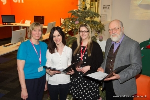 Library hosts a celebration of Christmas in words