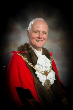 Former Mayor - Councillor John Skinner