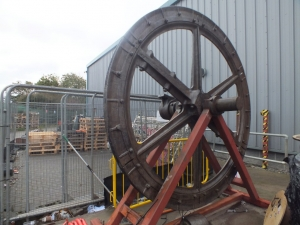 Council saves sole surviving Douglas Cable Tramway mechanism