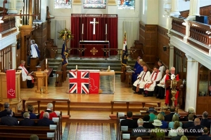 Civic Sunday Service focuses on community