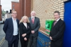 Council joins forces again with Manx charity to provide AED