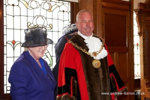 Councillor Stanley (Stan) Cain elected Mayor of Douglas