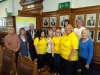 Huntington's Disease IOM representatives welcomed to Douglas Town Hall