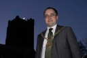 Council lights beacon to mark Lord of Man's Diamond Jubilee