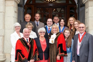 Councillor Carol Malarkey elected Mayor of Douglas