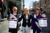 Mayoral support for bowel cancer charity
