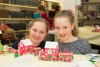 Library on track with Christmas activity session