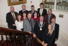 Douglas Borough Council mentors top achievers in 2014 STEP scheme