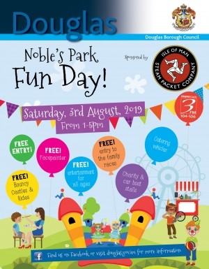 Supporting local good causes: Noble's Park Fun Day