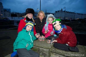 Rock star: Mayor of Douglas organises nativity rocks competition