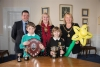 Pots of prizes in primary schools' bulb-growing competition