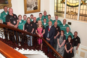 TT support organisations welcomed