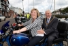 VMCC celebrates bikes and a birthday with the Mayor and Mayoress
