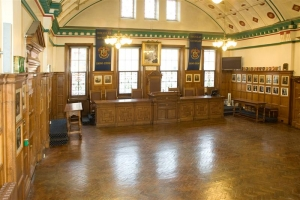 Douglas Town Hall receives Approved Place status