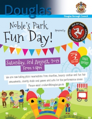 Isle of Man Steam Packet Company to sponsor 2019 Noble's Park Fun Day