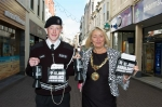 Flagging up support for St John Ambulance
