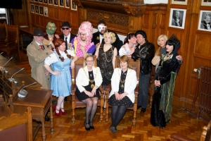 'Murderous' encounter at the town hall