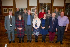 Mayor extends thanks to members of St George's parochial church council