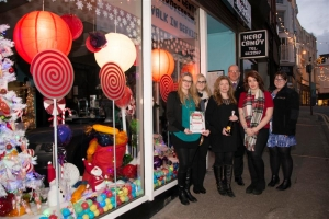 Windows with wow appeal win Best Dressed Business prizes