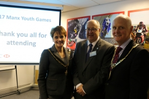 Launch of 2017 Manx Youth Games