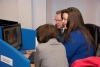 Library hosts Barclays Tea and Teach session