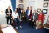 MS Society Isle of Man members meet the Mayor and Mayoress