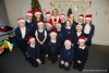 Manor Park School choir entertains Hazel Court residents
