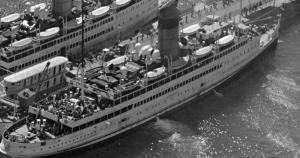 Council to reveal rare vintage aerial views of Douglas as part of MNH Open Day programme