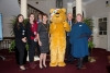 Pudsey in the parlour